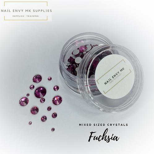 Fuchsia Crystals