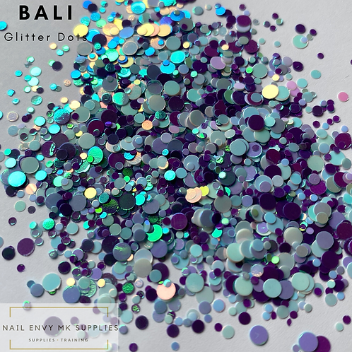 Bali Glitter Dots