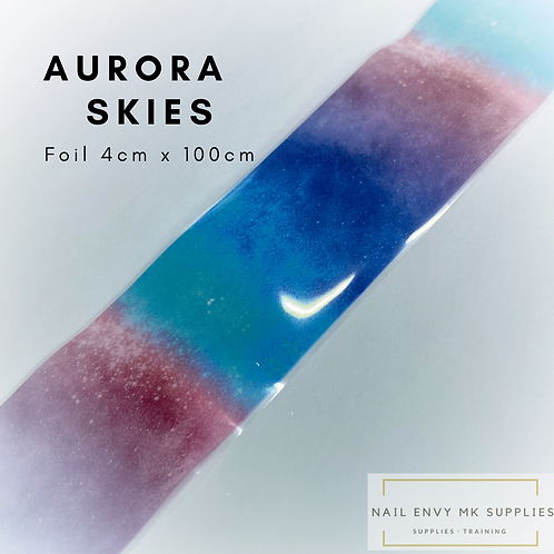 Foil - Aurora Skies
