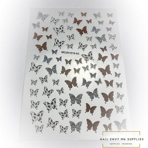 Butterfly Print Design 2