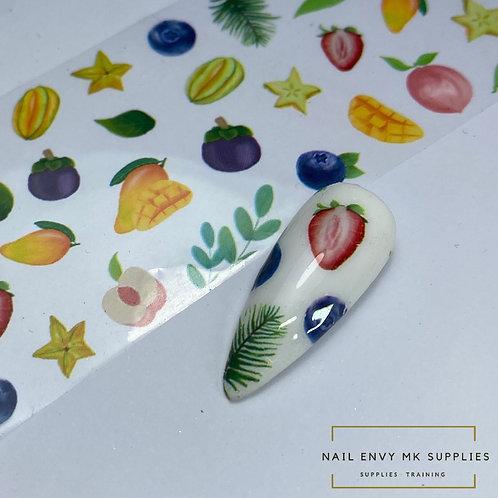 Feeling Fruity Foil