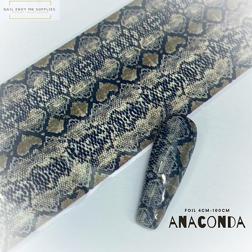 Foil - Anaconda
