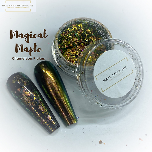 Chameleon Flakes - Magical Maple