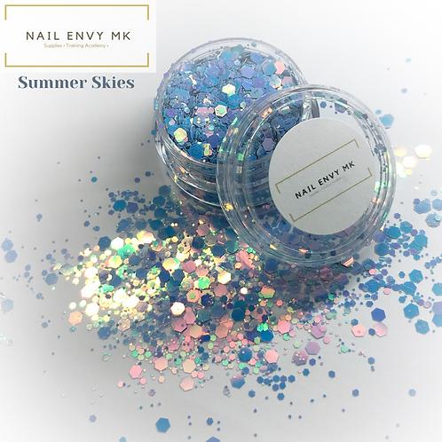 Summer Skies - Chameleon Glitter