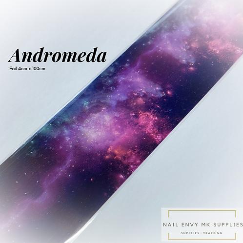Foil - Andromeda