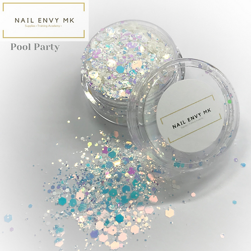 Pool Party - Chameleon Glitter