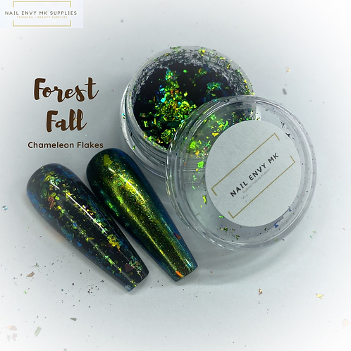 Chameleon Flakes - Forest Fall