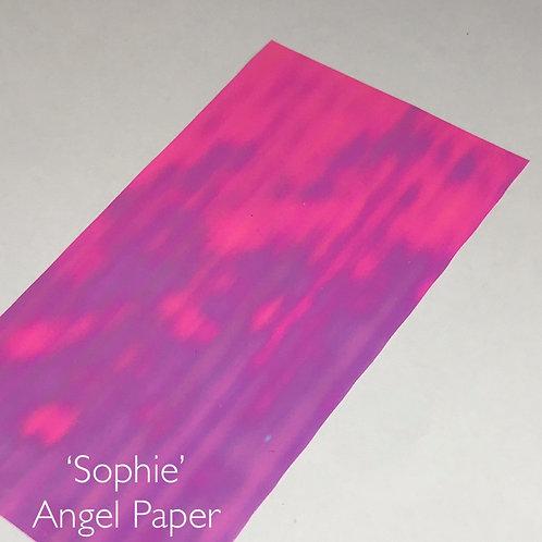 Sophie Angel Paper