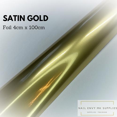 Foil - Satin Gold