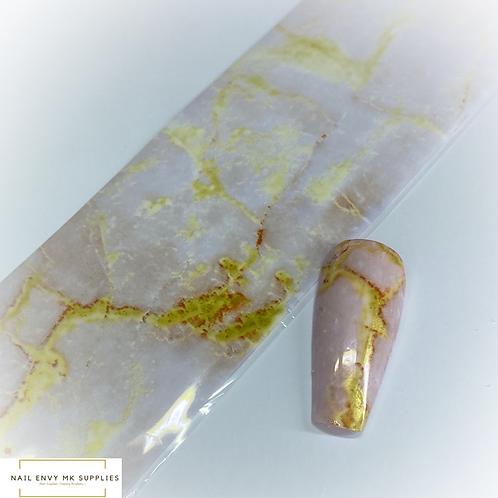 Foil - Gold Marble