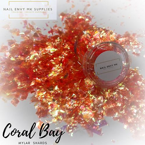Coral Bay - Mylar Shards