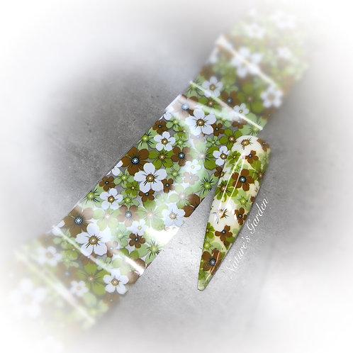 Foil - Nature's Garden