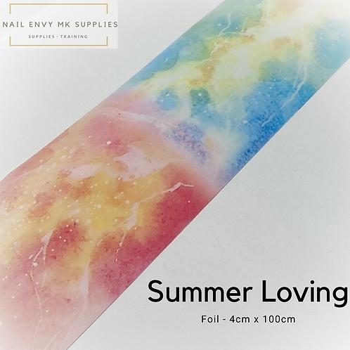 Foil - Summer Loving