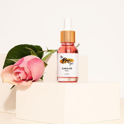Rose Cuticle Oil