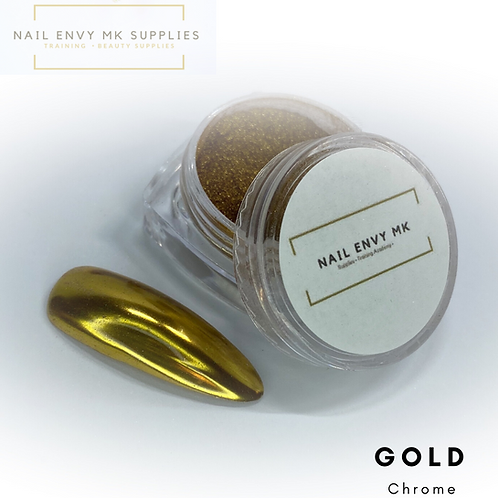 Chrome - Gold