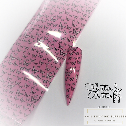 Foil - Flutter by Butterfly