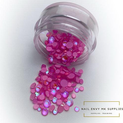 Bubblegum - Mixed Crystals