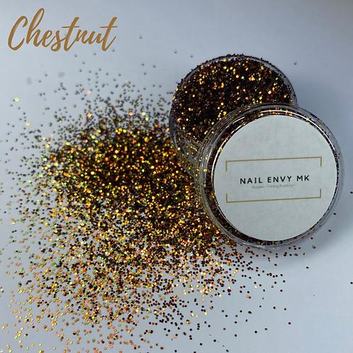 Chestnut Glitter