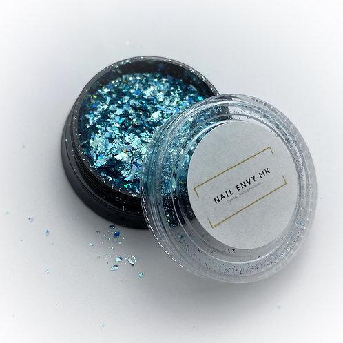Micro Mylar - Aqua