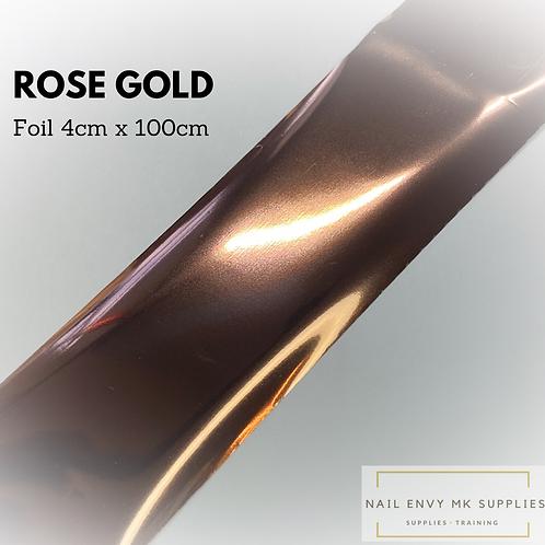 Foil - Rose Gold
