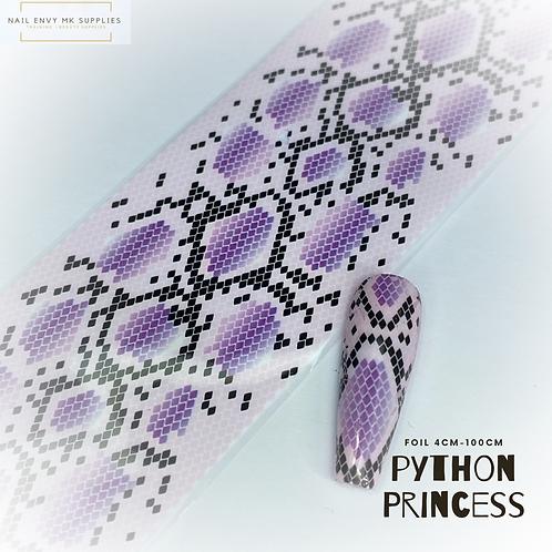 Foil - Python Princess