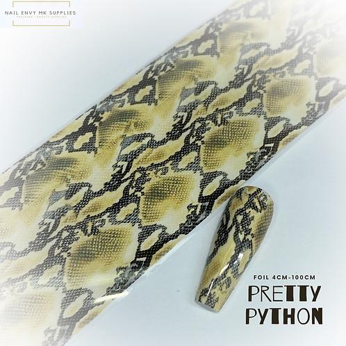 Foil - Pretty Python