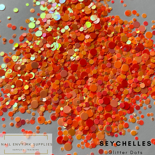 Seychelles Glitter Dots