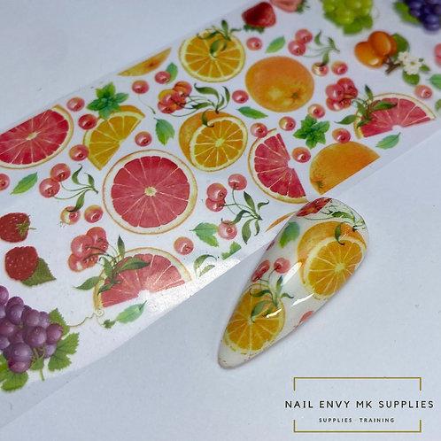 Fruit Punch Foil
