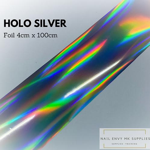 Foil - Holo Silver