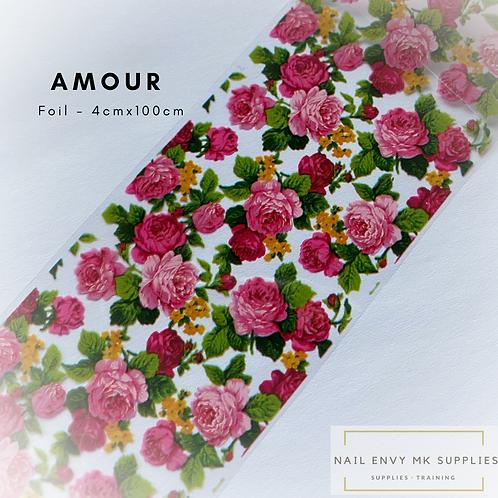 Foil - Amour