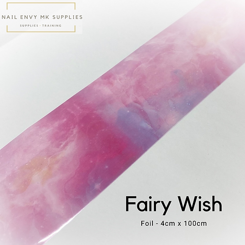 Foil - Fairy Wish