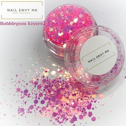 Bubblegum Kisses - Chameleon Glitter