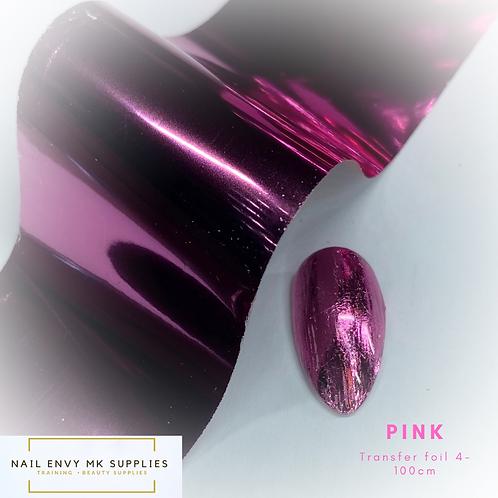 Foil - Pink