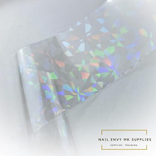 Broken Glass Foil