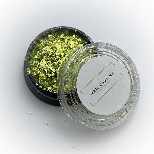 Micro Mylar - Lime