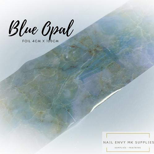 Foil - Blue Opal