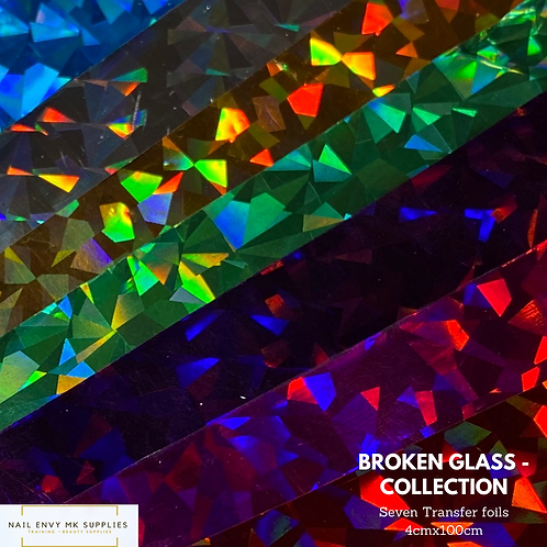 Broken Glass Foil - Full Collection