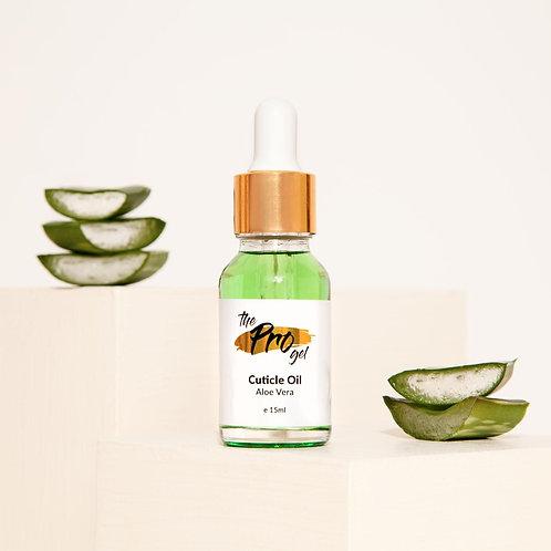 Aloe Vera Cuticle Oil