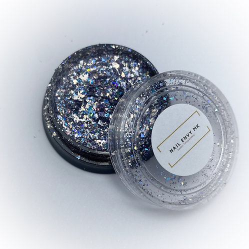 Micro Mylar - Silver