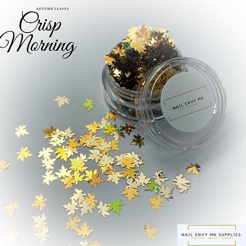 Crisp Morning Autumn Leaves