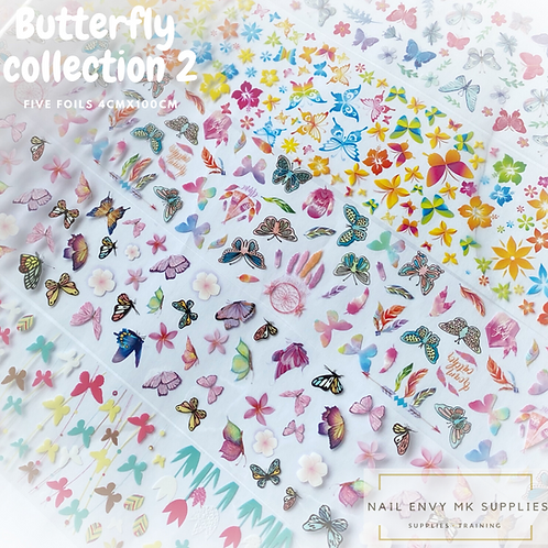 Foil - Butterfly Collection 2