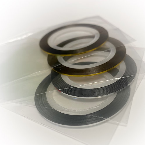Gold & Silver Tape