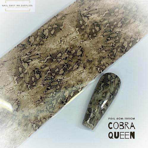 Foil - Cobra Queen