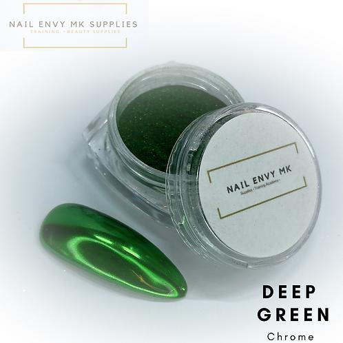 Chrome - Deep Green