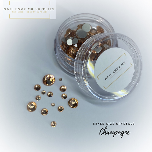 Champagne Crystals