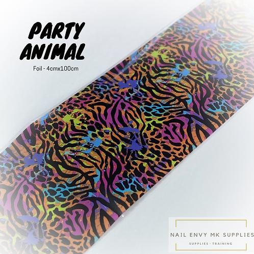Foil - Party Animal