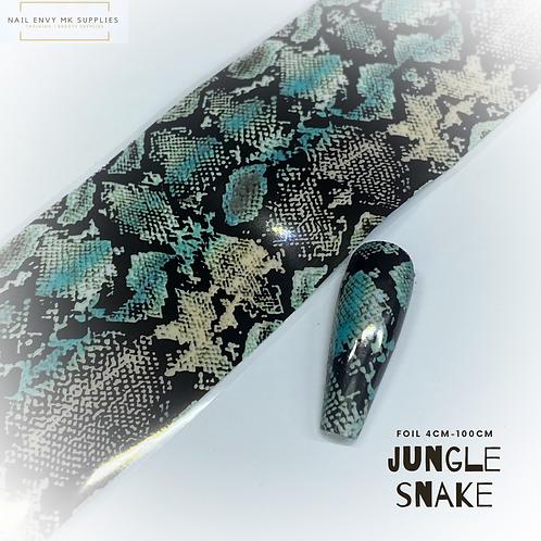 Foil - Jungle Snake