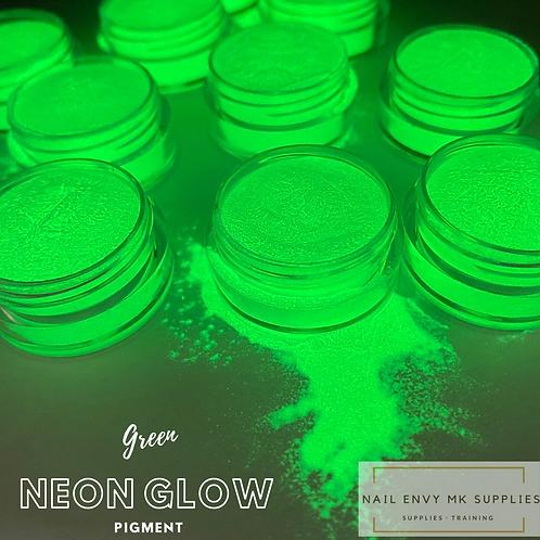 Neon Glow Pigment - Green