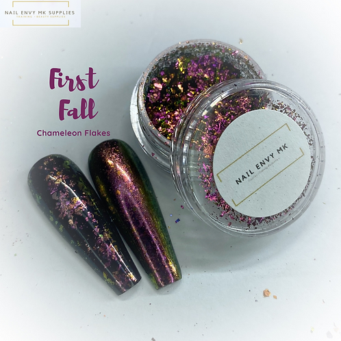 Chameleon Flakes - First Fall