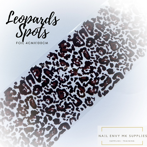 Foil - Leopards Spots